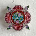 ミクロモザイク・ガラスアクセサリー